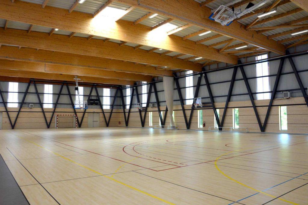 Complexe Pierre-Minssieux salle sports collectifs