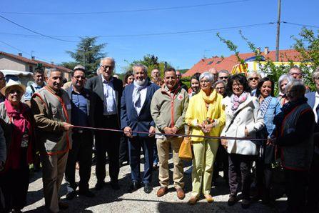 Inauguration nouveau local Croix ROuge