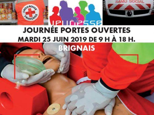 Porte ouverte Croix Rouge Brignais
