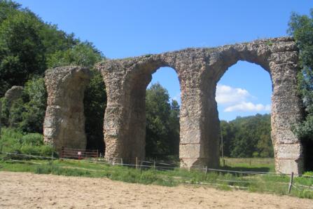 Aqueduc romain du Gier Brignais