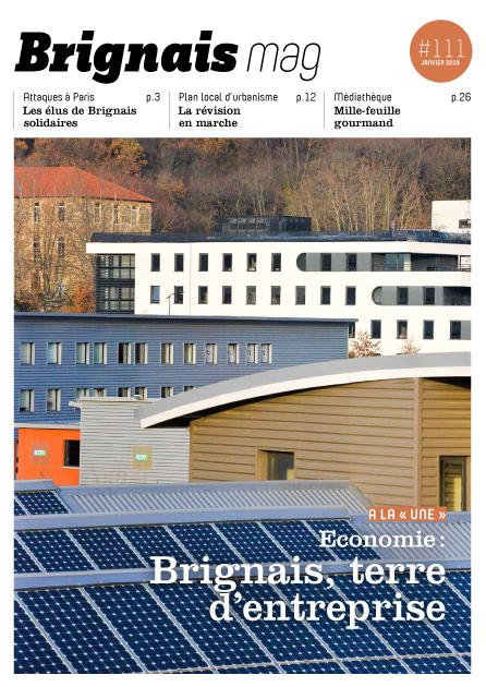 Brignais Magazine n°111