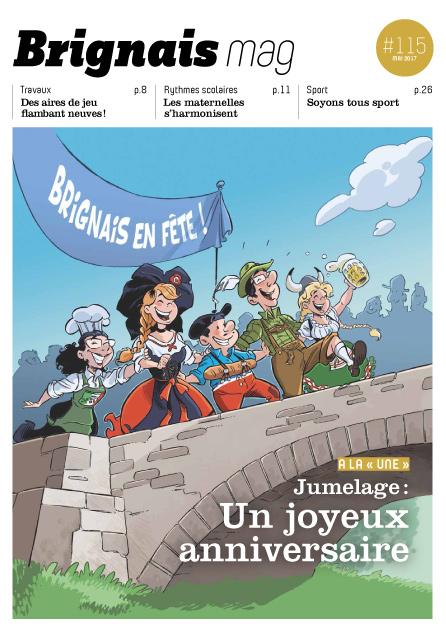 Brignais Magazine n°115
