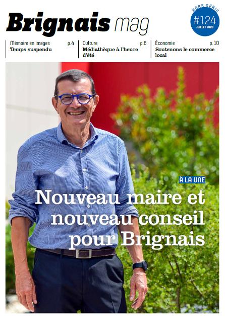 Brignais Magazine n°124 – hors série