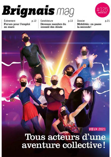 Brignais Mag n°125 – Janvier 2021