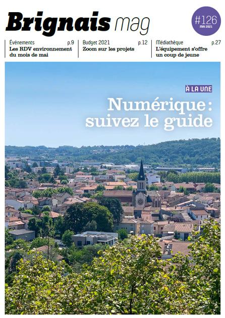 Brignais Mag n°126 – Mai 2021