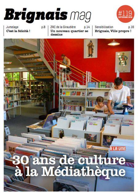 Brignais Magazine n°119
