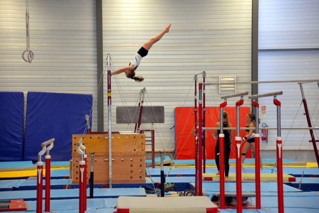 Salle de gymnastique du Bri'Sports Brignais