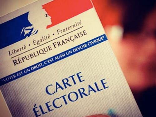 election carte electeur