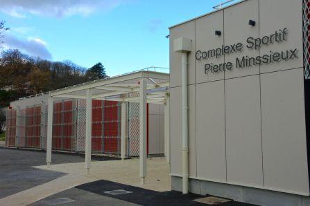 Complexe Pierre-Minssieux Brignais