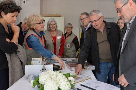 Inauguration Halte Répit-Détente-Alzheimer