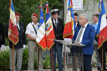 Commemoration appel 18 juin