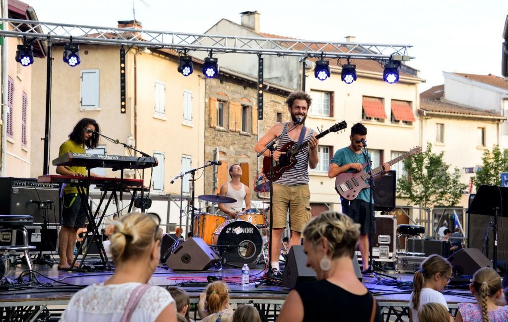 Fête de la musique à Brignais