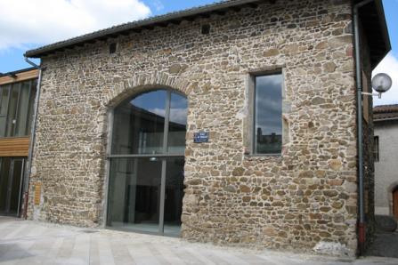 Hôpital de Brignais actuelle Maison Guy de Chauliac