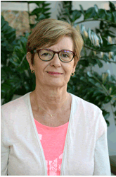 Josiane Mombrun conseillère municipale Brignais centre-ville commerce
