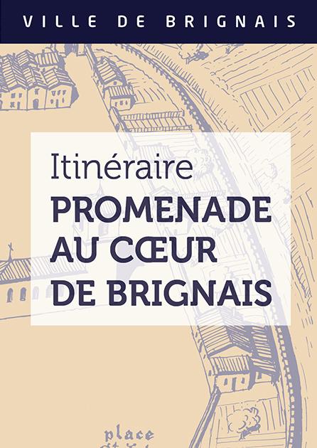 Itinéraire Promenade au cœur de Brignais