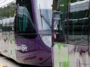 Tram-train Brignais